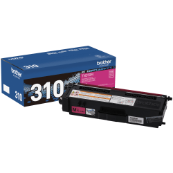 Brother® TN-310M Magenta Toner Cartridge