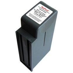 NuPost NPT800R (Pitney Bowes 766-8) Remanufactured Red Ink Cartridge