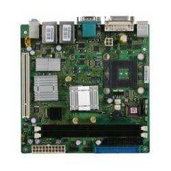 MSI Fuzzy 945GME1 Desktop Motherboard - Intel Chipset - Socket M mPGA-478 - 4 GB DDR2 SDRAM Maximum RAM - DDR2-667/PC2-5300, DDR2-533/PC2-4200 - 2 x Memory Slots - Gigabit Ethernet - DVI - 2 x SATA Interfaces