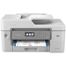 Brother® INKvestment Tank MFC-J6545DW Wireless Color Inkjet All-In-One Printer