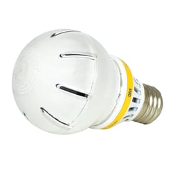 3M™ LED Advanced A19 Dimmable Frosted Light Bulb, 5 Watts, 2700K White
