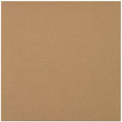 """Office Depot® Brand Corrugated Layer Pads, 13 7/8"""" x 13 7/8"""", Pack Of 100"""