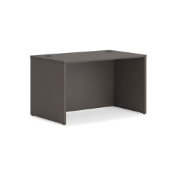 """HON Mod Desk Shell - 48"""" x 30"""" x 29"""" - Finish: Slate Teak Laminate"""