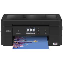 Brother® International MFC-J895DW Wireless Color Inkjet All-In-One Printer