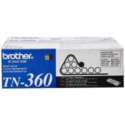 Brother® TN-360 Black Toner Cartridge