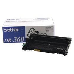Brother® DR-360 Black Drum Unit