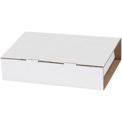"""Office Depot® Brand Media Mailers, Video Tape Mailer, 8 1/2"""" x 7 5/8"""" x 2 1/16"""", Box Of 20"""