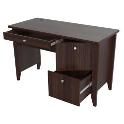 Inval Computer/Writing Desk, Espresso