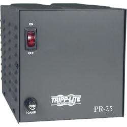 Tripp Lite DC Power Supply 25A 120VAC to 13.8VDC AC to DC Conversion TAA GSA