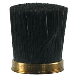 "Marsh Fountain Brush Replacement Tip, 4"" x 4"" x 2"", Black"