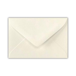"LUX Mini Envelopes With Moisture Closure, #17, 2 11/16"" x 3 11/16"", Natural, Pack Of 1,000"