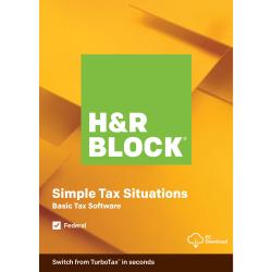 H&R Block® 2019, Basic Download