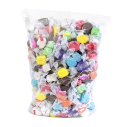 Sweet's Candy Company Salt Water Taffy, Assorted Flavors, 3-Lb Bag