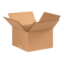 """Office Depot® Brand Corrugated Cartons, 8"""" x 8"""" x 5"""", Pack Of 25"""
