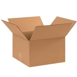"Office Depot® Brand Corrugated Cartons, 11"" x 11"" x 7"", Kraft, Pack Of 25"