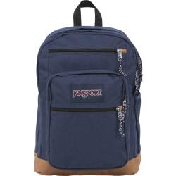 """JanSport® Big Student Backpack With 15"""" Laptop Pocket, Navy"""
