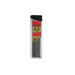 Pentel® Premium Hi-Polymer® Lead, 0.5 mm, HB, Fine Point, Black