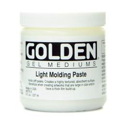 Golden Molding Paste, Light, 8 Oz