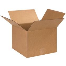 "Office Depot® Brand Corrugated Cartons, 13"" x 13"" x 10"", Kraft, Pack Of 25"