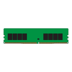 Kingston ValueRAM - DDR4 - module - 16 GB - DIMM 288-pin - 2400 MHz / PC4-19200 - CL17 - 1.2 V - unbuffered - non-ECC