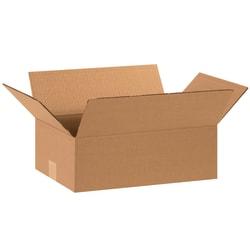 "Office Depot® Brand Corrugated Cartons, 15"" x 10"" x 5"", Kraft, Pack Of 25"