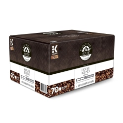 Executive Suite® Keurig® Single-Serve K-Cup® Coffee, House Blend, Carton Of 70 Pods