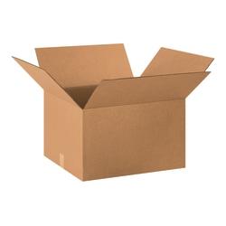 "Office Depot® Brand Corrugated Cartons, 20"" x 18"" x 12"", Kraft, Pack Of 10"
