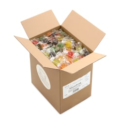 Eda's Sugar-Free Mixed Fruit Hard Candies, 5 Lb
