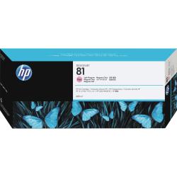 HP 81, Light Magenta Dye Ink Cartridge (C4935A)