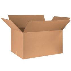 "Office Depot® Brand Corrugated Cartons, 36"" x 24"" x 20"", Kraft, Pack Of 5"