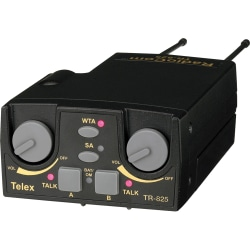 Telex TR-825 UHF Two-Channel Binaural Wireless Beltpack - Beltpack