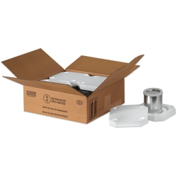 "Office Depot® Brand Hazardous Materials Foam Shipper Kit, 4 1-Quart, 10 1/4"" x 10 1/4"" x 6 3/16"""