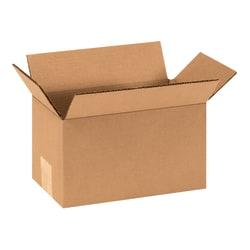 "Office Depot® Brand Corrugated Cartons, 9"" x 5"" x 5"", Kraft, Pack Of 25"