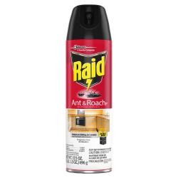 Raid Ant & Roach Killer, 17.5 Oz, Pack Of 12 Bottles