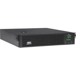 Tripp Lite UPS Smart 3000VA 2880W Rackmount AVR 120V Preinstalled SNMPWEBCARD Pure Sine Wave USB DB9 2URM TAA - 2U Rack-mountable, Rack/Tower - 5 Hour Recharge - 3 Minute Stand-by - 120 V AC Input - 8 x NEMA 5-15/20R, 1 x NEMA L5-30R - TAA Compliant