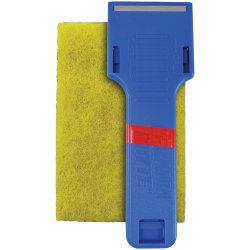 Cerama bryte 28121 Scraper & Pad Combo - Durable, Lightweight, Handle