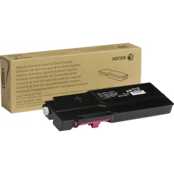 Xerox Original Toner Cartridge - Magenta - Laser - Standard Yield - 2500 Pages - 1 Each
