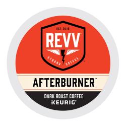 REVV Afterburner Single-Serve K-Cup®, 1 Oz, Carton Of 24