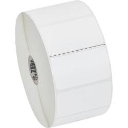 """Zebra Label Paper, LJ9257, 2 1/4"""" x 1 1/4"""" Direct Thermal Zebra Z™Select 4000D, Roll Of 2,100 Labels"""