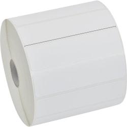 "Zebra Label Paper, U82576, 4"" x 1"" Direct Thermal Zebra Z™Select 4000D, 1"" Core"