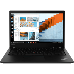 """Lenovo ThinkPad T14 Gen 1 20S0002NUS 14"""" Notebook - Full HD - 1920 x 1080 - Intel Core i7 (10th Gen) i7-10510U 1.80 GHz - 8 GB RAM - 256 GB SSD - Windows 10 Pro - Intel UHD Graphics"""