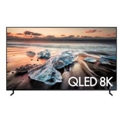"""Samsung QN55Q900RBF - 55"""" Diagonal Class (54.5"""" viewable) - Q900 Series QLED TV - Smart TV - 8K 7680 x 4320 - HDR - Quantum Dot - black"""