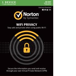 Norton™ WiFi Privacy VPN- 1 Device