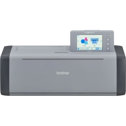 """Brother ScanNCut SDX125EGY Electronic Cutting System - 20.9"""" Width x 8.5"""" Depth x 8.5"""" Height"""