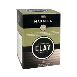 AMACO® Marblex™ Self-Hardening Clay, 25 Lb