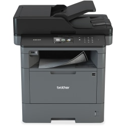 Brother Laser Monochrome All-in-One Printer, DCP-L5500DN