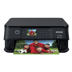 Epson® Expression® Premium XP-6000 Wireless Color InkJet All-In-One Printer