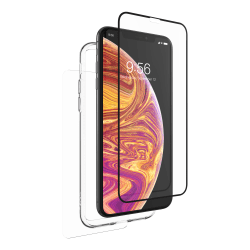 ZAGG® invisibleSHIELD® Glass+ 360 Bumper Case For Apple® iPhone® Xs Max, Clear,