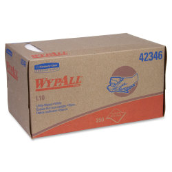 """Wypall® L10 Utility Wipes, 9"""" x 10 1/4"""", Pack Of 24"""