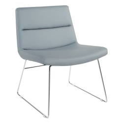 Office Star™ Thompson Chair, Charcoal Gray